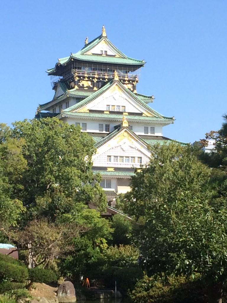 Osaka castle new 27-1-8