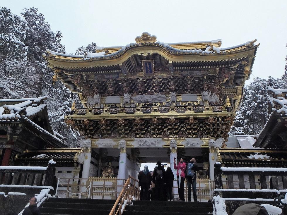 Toshogu Gate v-2 29-6-20
