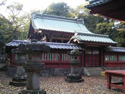 a-kawagoe senba shrine